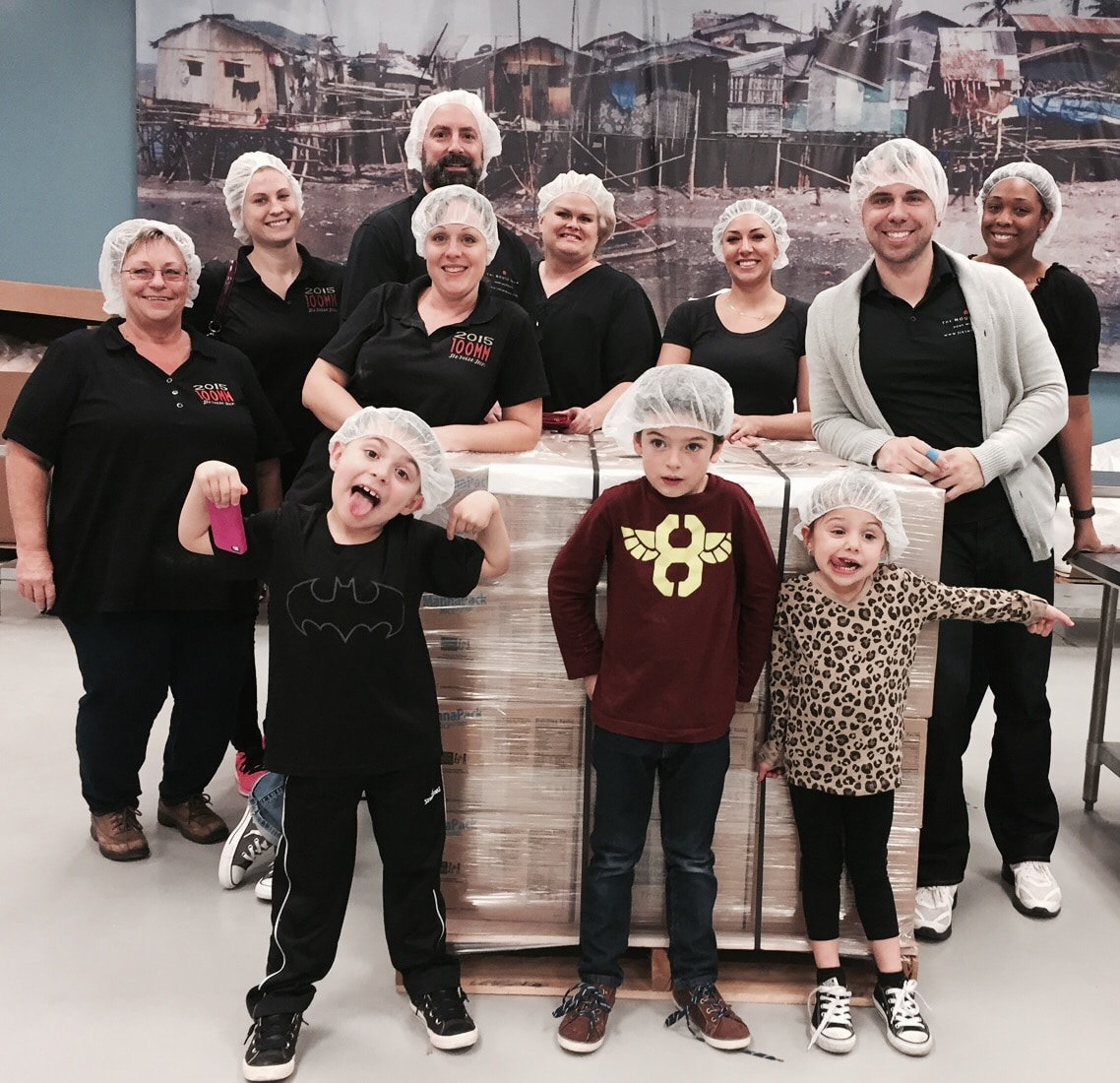 The HOUSE Team | Feed My Starving Children