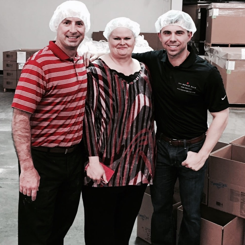 The HOUSE Team   Feed My Starving Children