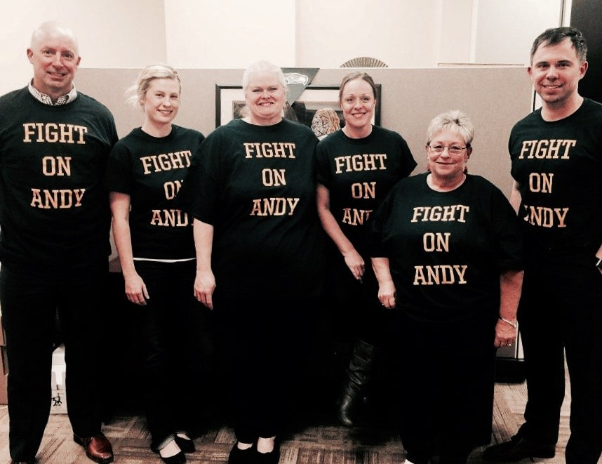 The HOUSE Team | Fight on Andy
