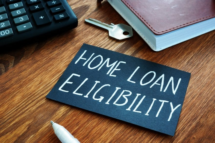 Certificate of Eligibility VA home loan