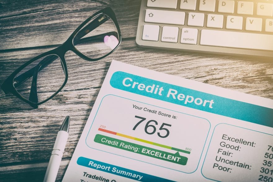 Basic parts of your Credit Score